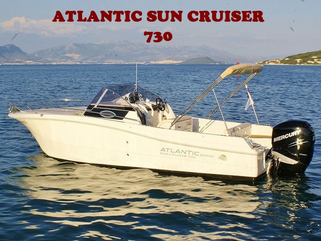 ATLANTIC SUN CRUISER 730