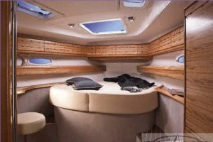 Bavaria 50 cabin