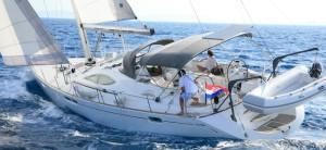 Sun Odissey 54DS Sail