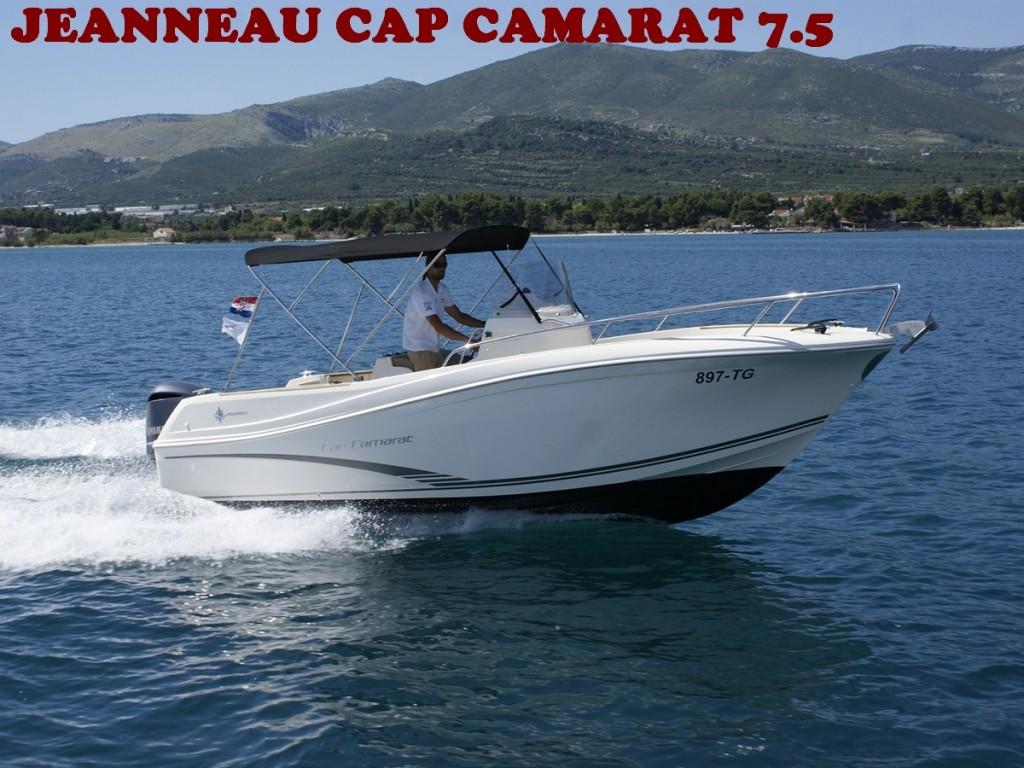 JEANNEAU CAP CAMARAT 7.5