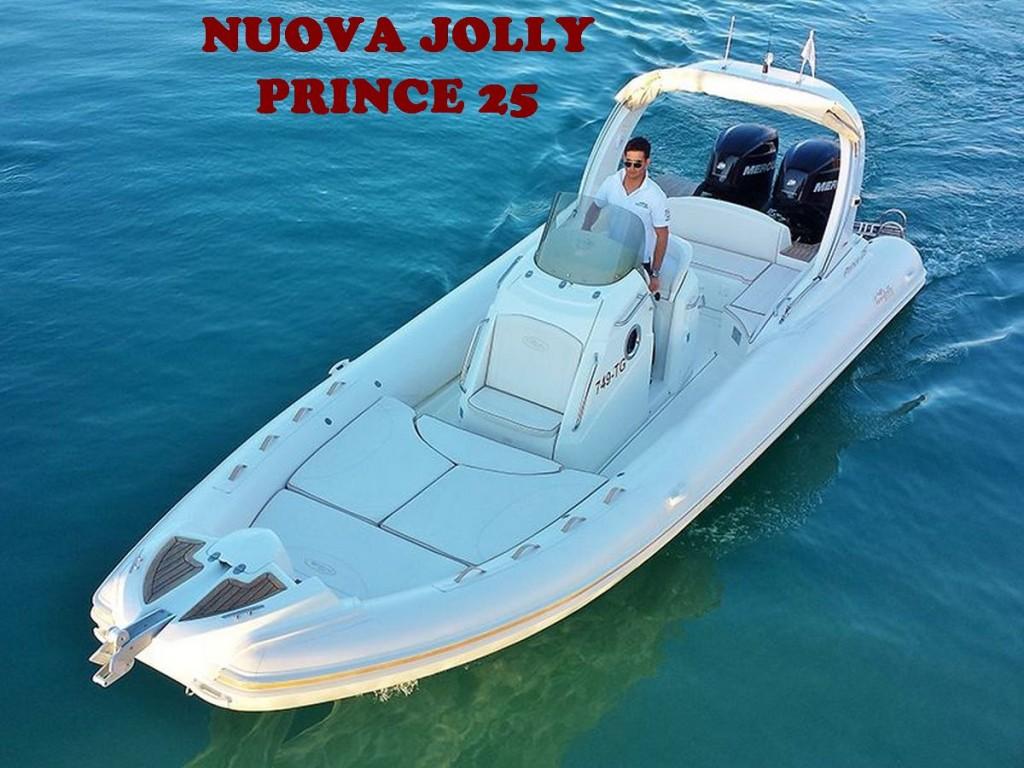 NUOVA JOLLY PRINCE 25